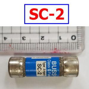 SC-2 Fuse